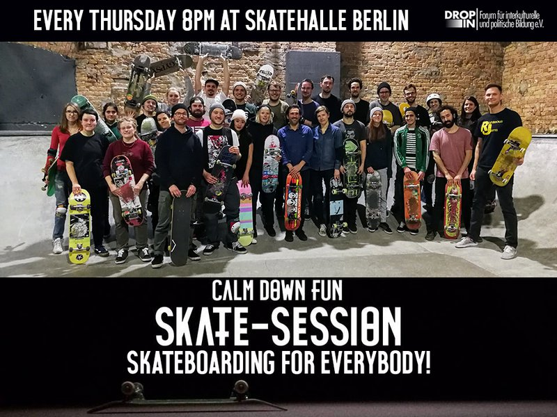 Skatebaording for everyboday