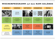 Drop In e. V. | Wochenprogramm